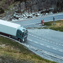 I-See: dio opreme kamiona Volvo FH.