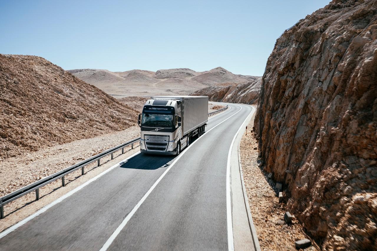 Nadogradnja softvera za I-Shift za teške transporte